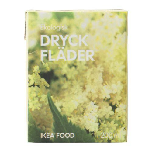 DRYCK FLÄDER - 接骨木花果汁 | IKEA 香港及澳門 - PE242941_S4
