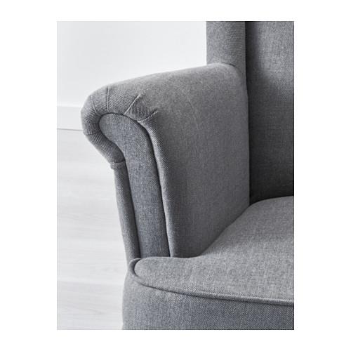 STRANDMON - 扶手椅, Nordvalla 深灰色 | IKEA 香港及澳門 - PE517963_S4