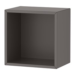 EKET - cabinet, dark grey | IKEA Hong Kong and Macau - PE692252_S3