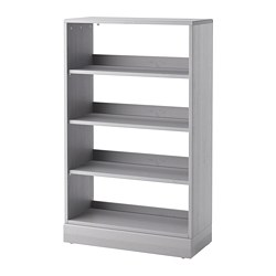 HAVSTA - shelving unit with plinth, grey | IKEA Hong Kong and Macau - PE692301_S3