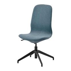 LÅNGFJÄLL - conference chair, Gunnared blue/black   IKEA Hong Kong and Macau - PE734880_S3