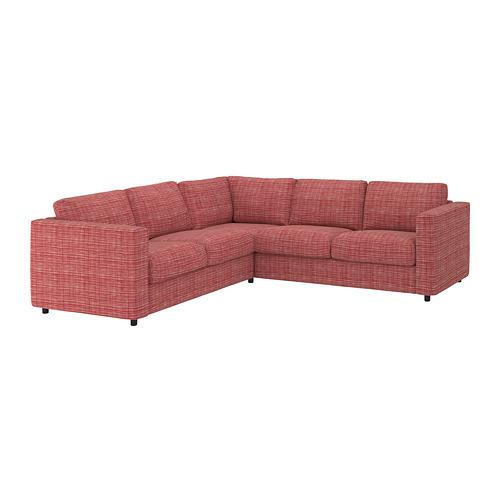 VIMLE corner sofa, 4-seat