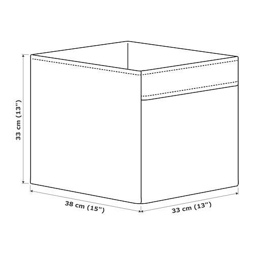 DRÖNA - box, dark grey | IKEA Hong Kong and Macau - PE692406_S4