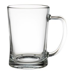MJÖD - beer tankard, clear glass | IKEA Hong Kong and Macau - PE644916_S3