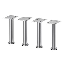 CAPITA - leg, stainless steel | IKEA Hong Kong and Macau - PE692455_S3