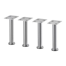 CAPITA - 櫃腳, 不銹鋼 | IKEA 香港及澳門 - PE692455_S3