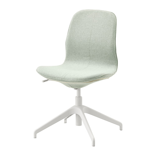 LÅNGFJÄLL - conference chair, Gunnared light green/white   IKEA Hong Kong and Macau - PE735059_S4