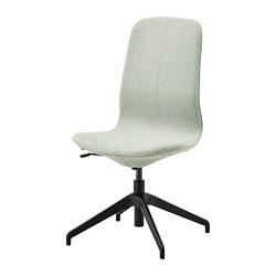 LÅNGFJÄLL - conference chair, Gunnared light green/black   IKEA Hong Kong and Macau - PE735062_S3