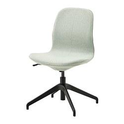 LÅNGFJÄLL - conference chair, Gunnared light green/black   IKEA Hong Kong and Macau - PE735067_S3