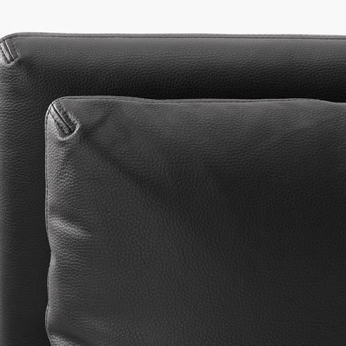 VALLENTUNA - 兩座位組合式梳化連梳化床, and storage/Murum black   IKEA 香港及澳門 - PE691083_S4
