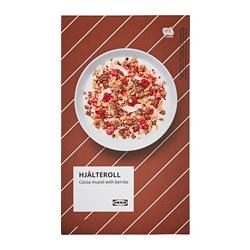 HJÄLTEROLL - 燕麥片, 可可 雜莓/獲UTZ認證 | IKEA 香港及澳門 - PE788971_S3