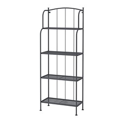 LÄCKÖ - shelving unit, outdoor, grey | IKEA Hong Kong and Macau - PE692565_S3