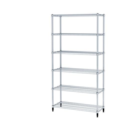 OMAR - 1 shelf section, 92x36x181 cm | IKEA Hong Kong and Macau - PE692566_S4