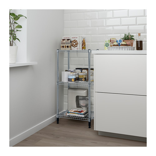 OMAR - shelving unit, galvanised | IKEA Hong Kong and Macau - PE692569_S4
