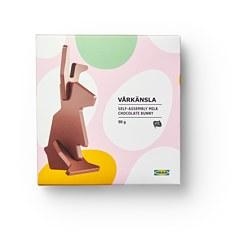 VÅRKÄNSLA - 兔型牛奶朱古力, 自行組裝/獲UTZ認證 | IKEA 香港及澳門 - PE735110_S3