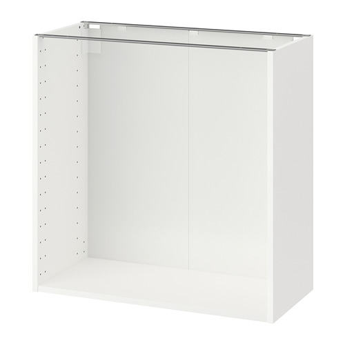 METOD - base cabinet frame, white | IKEA Hong Kong and Macau - PE692673_S4
