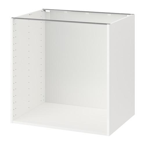 METOD - base cabinet frame, white | IKEA Hong Kong and Macau - PE692674_S4