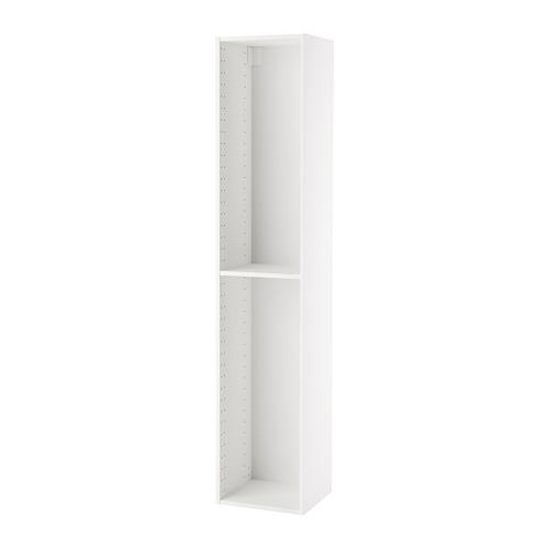METOD - 高櫃框, 白色 | IKEA 香港及澳門 - PE692697_S4