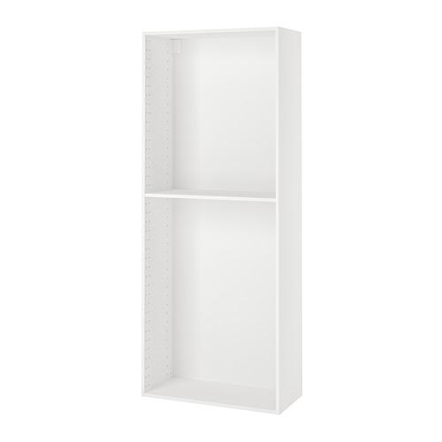 METOD - 高櫃框, 白色   IKEA 香港及澳門 - PE692702_S4