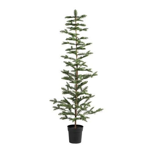 VINTER 2020 artificial potted plant