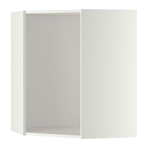 METOD - corner wall cabinet frame, white | IKEA Hong Kong and Macau - PE692732_S4