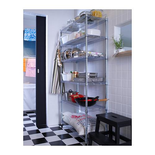 OMAR - 1 shelf section, 92x36x181 cm | IKEA Hong Kong and Macau - PE174435_S4