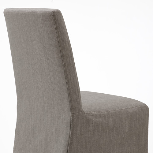 BERGMUND chair w medium long cover