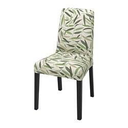 BERGMUND - 椅子, 黑色/Fågelfors 彩色 | IKEA 香港及澳門 - PE789344_S3