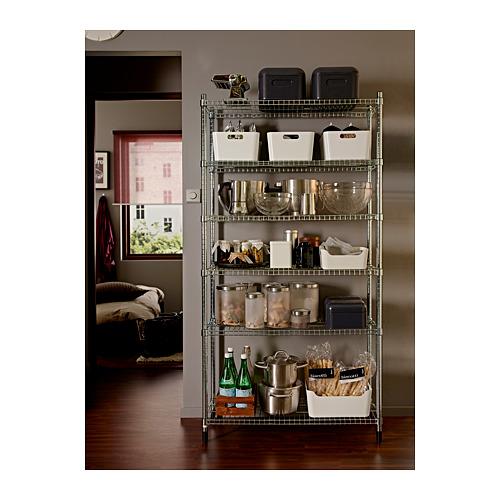 OMAR - 1 shelf section, 92x36x181 cm | IKEA Hong Kong and Macau - PE382779_S4