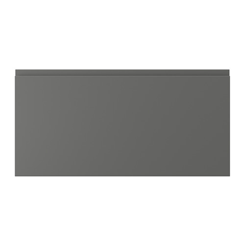 VOXTORP - drawer front, dark grey | IKEA Hong Kong and Macau - PE739844_S4