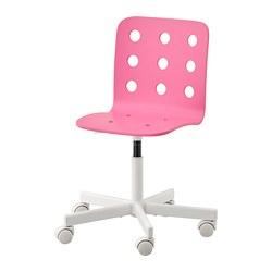 JULES - children's desk chair, pink/white | IKEA Hong Kong and Macau - PE735379_S3