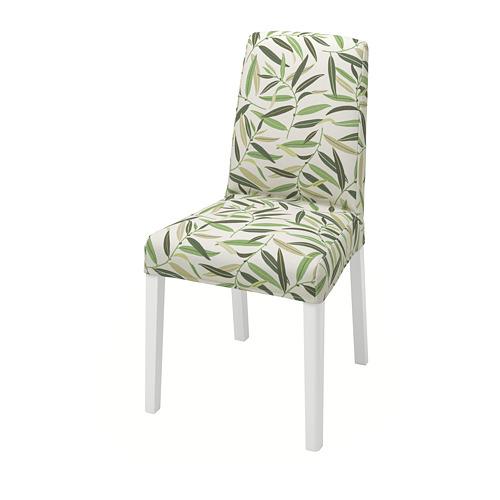 BERGMUND - 椅套, Fågelfors 彩色 | IKEA 香港及澳門 - PE789411_S4