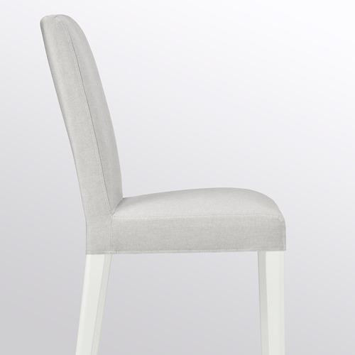 BERGMUND - 椅子, 白色/Orrsta 淺灰色   IKEA 香港及澳門 - PE789433_S4
