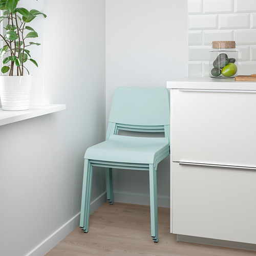 TEODORES - 椅子, 淺湖水綠色   IKEA 香港及澳門 - PE789445_S4