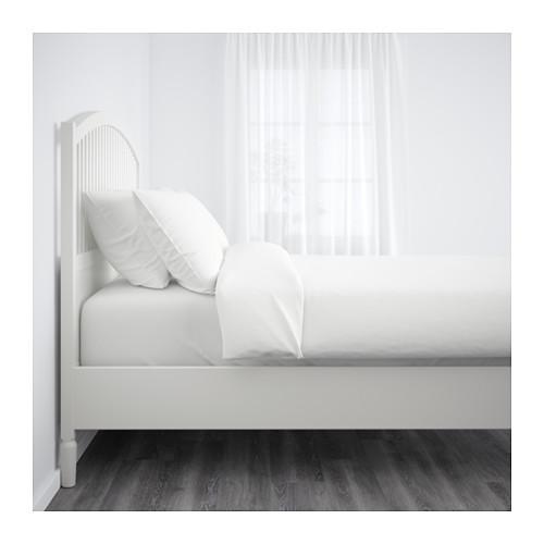 TYSSEDAL - bed frame, white | IKEA Hong Kong and Macau - PE645136_S4