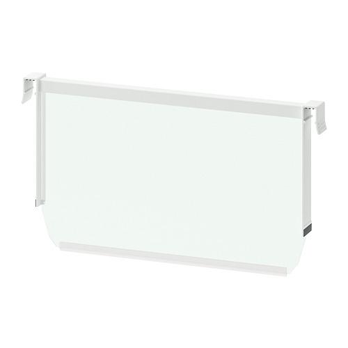 MAXIMERA - divider for high drawer, white/transparent | IKEA Hong Kong and Macau - PE693050_S4