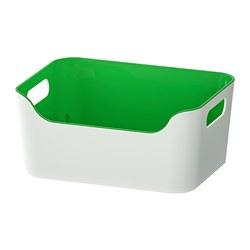 VARIERA - 貯物箱, 綠色 | IKEA 香港及澳門 - PE693052_S3