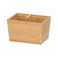 VARIERA - box with handle, bamboo | IKEA Hong Kong and Macau - PE693063_S3