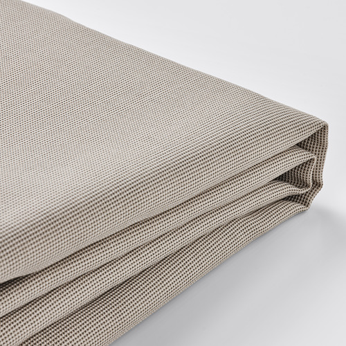 VRETSTORP - cover for 3-seat sofa-bed, Totebo light beige | IKEA Hong Kong and Macau - PE776415_S4