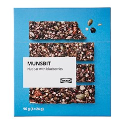 MUNSBIT - nut bar, with blueberries | IKEA Hong Kong and Macau - PE776418_S3