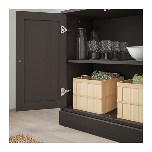 HAVSTA - storage combination, dark brown | IKEA Hong Kong and Macau - PE693088_S4