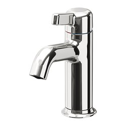 VOXNAN - wash-basin mixer tap with strainer, chrome-plated | IKEA Hong Kong and Macau - PE645278_S3