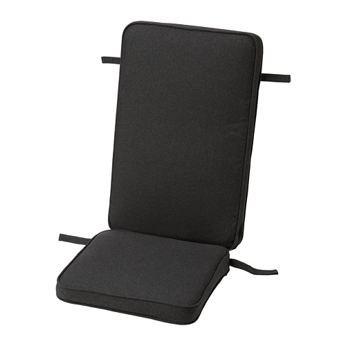 JÄRPÖN - cover for seat/back cushion, outdoor anthracite | IKEA Hong Kong and Macau - PE789673_S4
