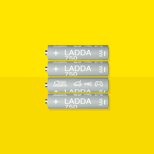 LADDA - 充電池 | IKEA 香港及澳門 - PE834762_S4