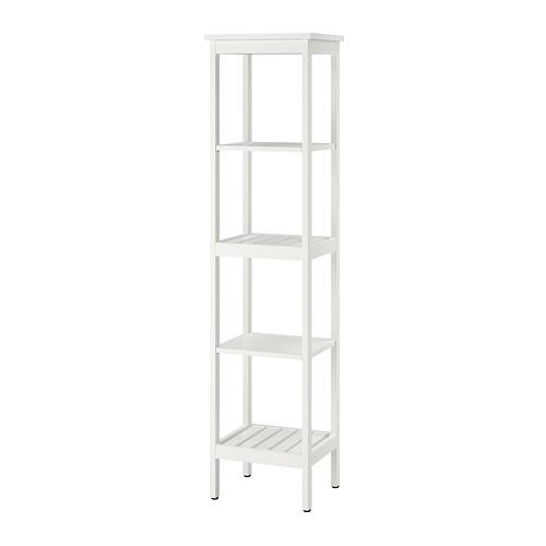 HEMNES - 層架組合, 白色   IKEA 香港及澳門 - PE693221_S4