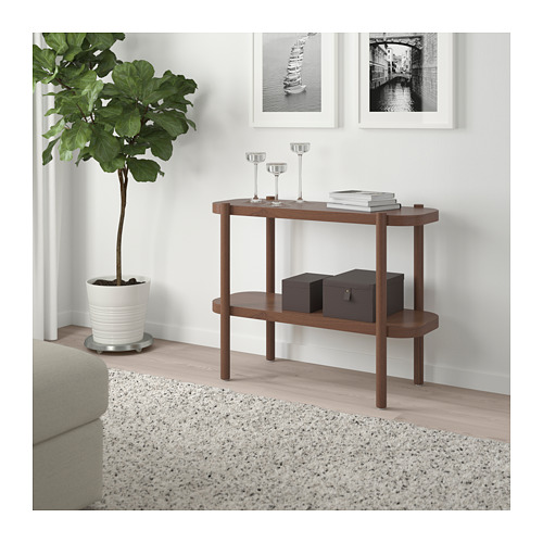 LISTERBY - console table, brown | IKEA Hong Kong and Macau - PE693242_S4