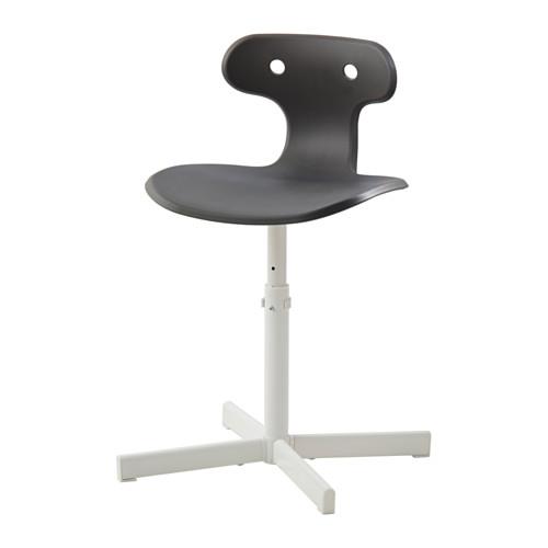 MOLTE - 工作椅, 灰色 | IKEA 香港及澳門 - PE519797_S4