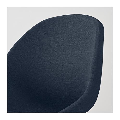 BALTSAR - 椅子, 藍黑色/褐色   IKEA 香港及澳門 - PE693322_S4