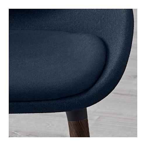 BALTSAR - 椅子, 藍黑色/褐色   IKEA 香港及澳門 - PE693321_S4