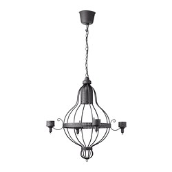 ÄPPELVIKEN - 4臂吊燈 | IKEA 香港及澳門 - PE693323_S3